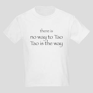 Lao Tzu's Tao Te Ching - the Kids Light T-Shirt