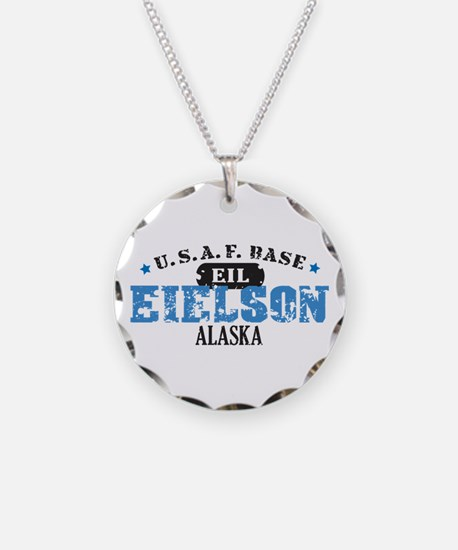 Eielson Air Force Base Necklace