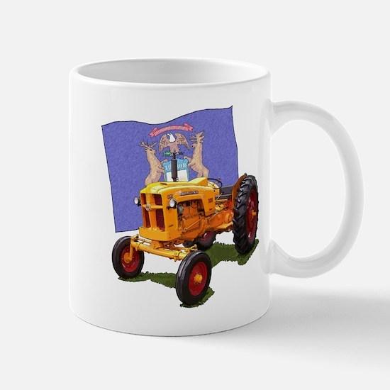 The Michigan 445 Mug