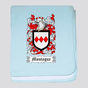 Montague baby blanket