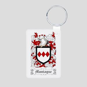 Montague Aluminum Photo Keychain