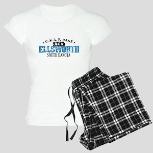 Ellsworth Air Force Base Women's Light Pajamas