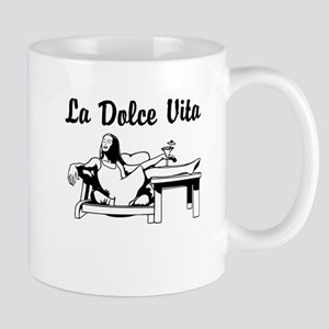 La Dolce Vita - Ladies Mug