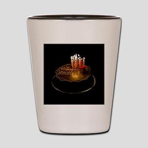Cake Shot Glass