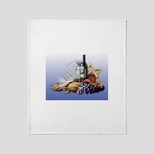 Jewish Throw Blanket