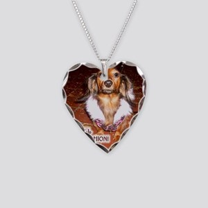 Fashion Necklace Heart Charm