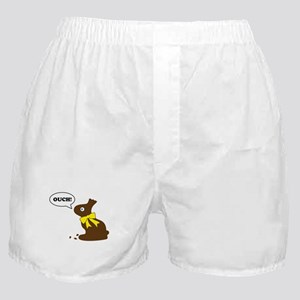 Bunny Ouch Boxer Shorts