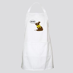 Bunny Ouch Apron