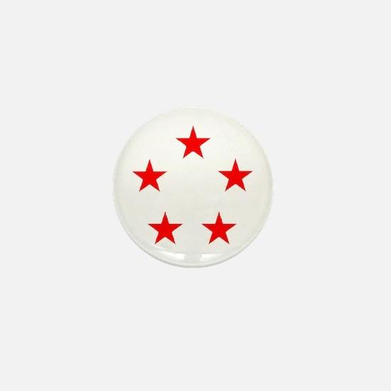 FIVE STAR GENERAL II Mini Button