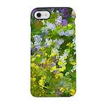 Maine Impasto WIldflowers iPhone 7 Tough Case