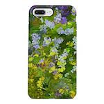Maine Impasto WIldflowers iPhone 7 Plus Tough Case