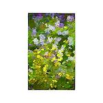 Maine Impasto WIldflowers Area Rug