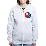 Japan Relief Women's Zip Hoodie
