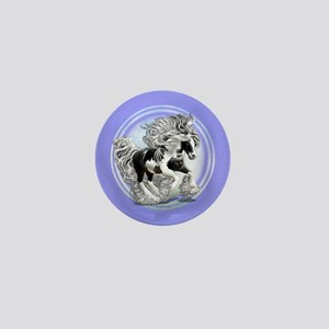 Gypsy Vanner Mini Button