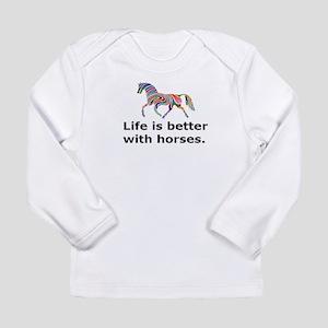 Better Long Sleeve Infant T-Shirt