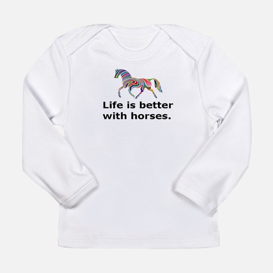 Better Long Sleeve Infant T-Shirt