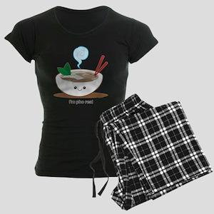 Pho Real! Women's Dark Pajamas