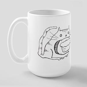 Cat Muffin Mug Mugs