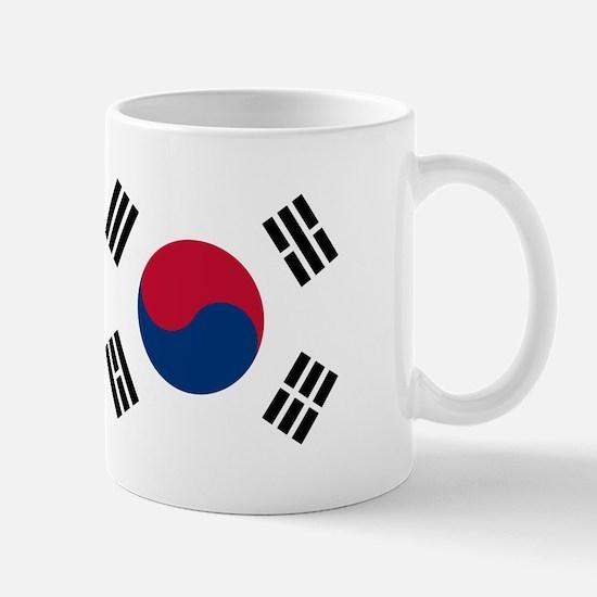 Korean Flag Mug