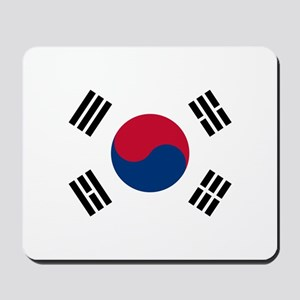 Korean Flag Mousepad