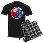 Japan Hope Men's Dark Pajamas