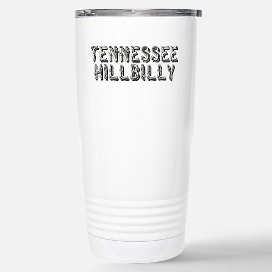 Tennessee Hillbil Travel Mug