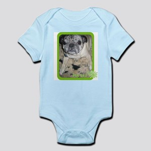 Spring Chewie Infant Creeper