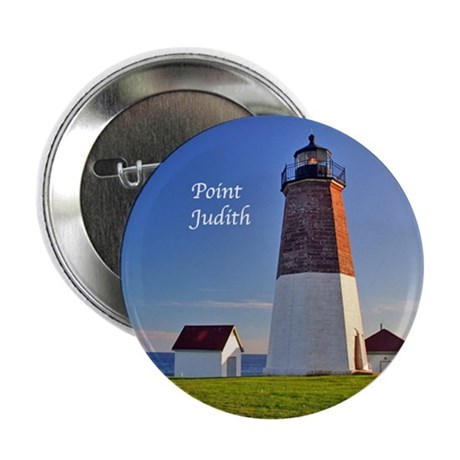 """Point Judith Lighthouse 2.25"""" Button (10 pack)"""
