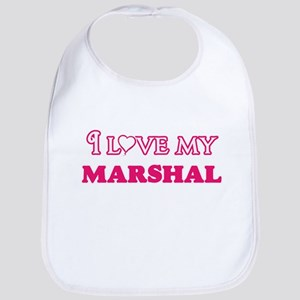 I love my Marshal Baby Bib