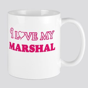I love my Marshal Mugs