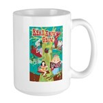 Reading Tree Large Mug