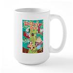 Reading Tree Large Mug