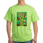 Reading Tree Green T-Shirt