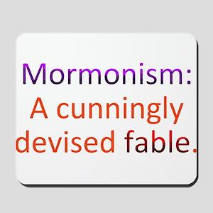 Mormonism Mousepad