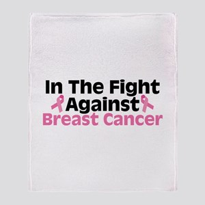 In The Fight Throw Blanket