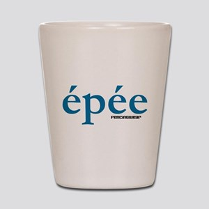 Simply Epee Shot Glass