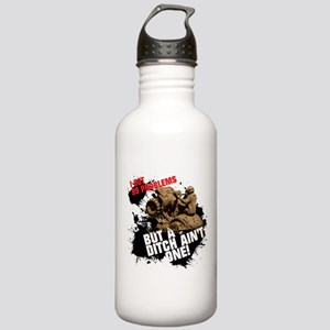 99 PROBLEMS Stainless Water Bottle 1.0L