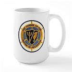 USS CONWAY Large Mug