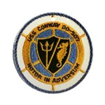 USS CONWAY Ornament (Round)