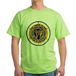 USS CONWAY Green T-Shirt