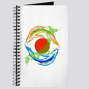 YIN AND YANG FISH Journal