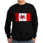 Welsh Canadian Sweatshirt (dark)