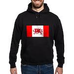 Welsh Canadian Hoodie (dark)