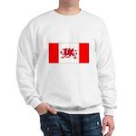 Welsh Canadian Sweatshirt