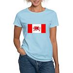 Welsh Canadian Women's Light T-Shirt