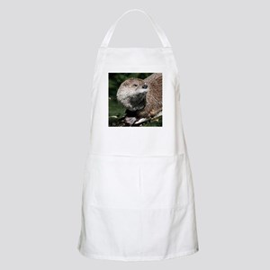 Northern River Otter Apron