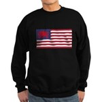 Welsh American Sweatshirt (dark)