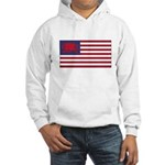 Welsh American Hooded Sweatshirt