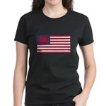 Welsh American Women's Dark T-Shirt