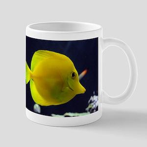 Yellow Tang Mug